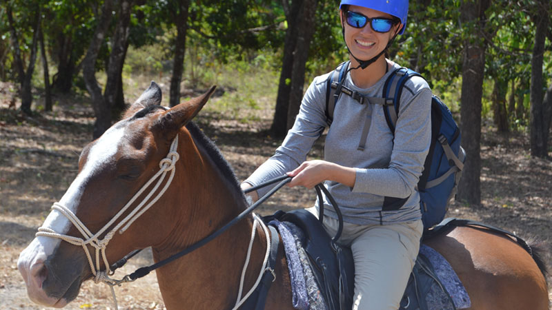 ATV Horseback Tour The Adventure Begins