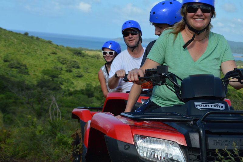 ATV Tour Dreams Costa Rica